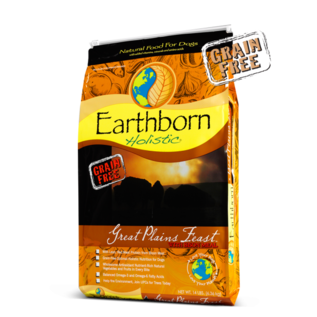 Earthborn Earthborn Holistic Grain Free Great Plains Feast Dog Food