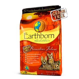 Earthborn Earthborn Holistic Primitive Feline Dry Cat Food 5lb