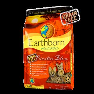 Midwestern Pet Food Earthborn Holistic Primitive Feline Dry Cat Food 5lb