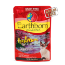 Earthborn Earthborn Upstream Grill Pouch Cat Food In Store Pick UP Only