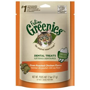 Greenies Greenies Feline Dental Treat