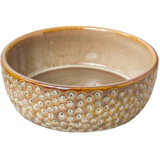 Ethical Ethical Vesuvius Dish Brown 5in