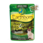 Earthborn Earthborn Holistic Moist Grain Free  Gravy Pouch Cat Food 3oz