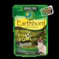 Midwestern Pet Food Earthborn Holistic Moist Grain Free  Gravy Pouch Cat Food 3oz