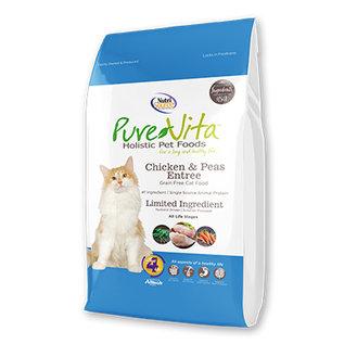 Nutrisource Pure Vita Grain Free Dry Cat Chicken 6.6lbs