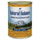 Natural Balance Natural Balance LID 13 oz Cans (3 Flavors) In Store Pick Up Only