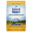 Natural Balance Natural Balance LID Potato & Duck (3 Sizes) In Store Pick Up Only