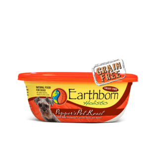 Midwestern Pet Food Earthborn Moist Grain-Free Tubs, 8 oz