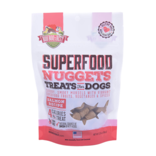 Boo Boo's Best Boo Boo's Best Superfood Nuggets, 3.75 oz bags
