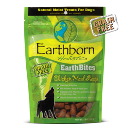 Earthborn Earthborn Earthbites Moist Grain Free Dog Treats (6 Flavors)