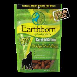 Midwestern Pet Food Earthborn Earthbites Moist Grain Free Dog Treats (6 Flavors)