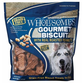 WholeSomes SPORTMiX Wholesomes Grain Free Biscuits