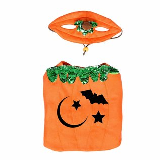 Pet Krewe Pet Krewe Pumpkin Costume