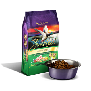 Zignature Zignature Dog Grain Free Dog Food