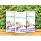 Freshworx Freshworx Fragrance-Free Clumping Cat Litter 14lbs