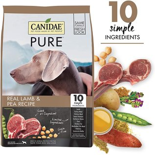 Canidae Canidae Pure GF Real Lamb