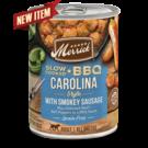 Merrick Merrick Slow Cooked BBQ Grain Free Canned Dog Food
