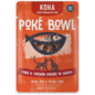 Koha Koha Cat Pouch Poke Bowl 2.8 oz Tuna Chicken