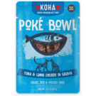 Koha Koha Cat Pouch Poke Bowl 2.8 oz Tuna Lamb