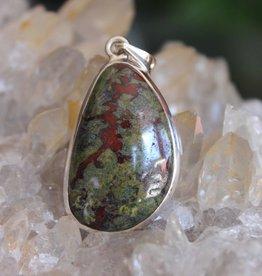 Dragon Stone Pendant ~ Cabuchon