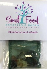 Abundance and Wealth Crystal Kit