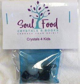 Soul Food Books Crystals 4 Kids Crystal Kit