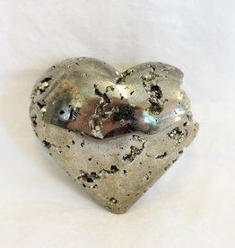 Pyrite Heart ~ Peru