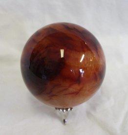 Carnelian Sphere ~ Madagascar