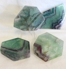 Fluorite Slab ~ Mexico