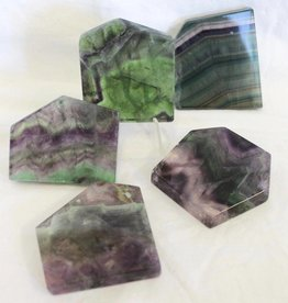 Fluorite Slabs ~ Mexico