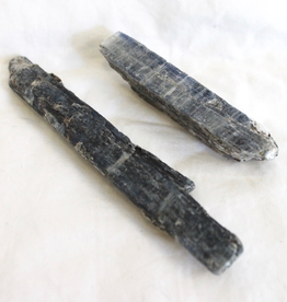 Kyanite Blue rough with Biotite Mica ~ South Africa