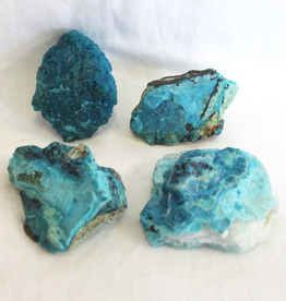 Chrysocolla Rough ~ Peru