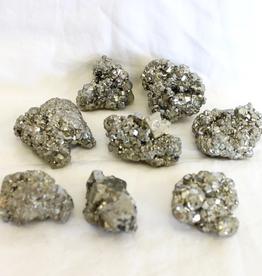 Pyrite Clusters Rough ~ Peru