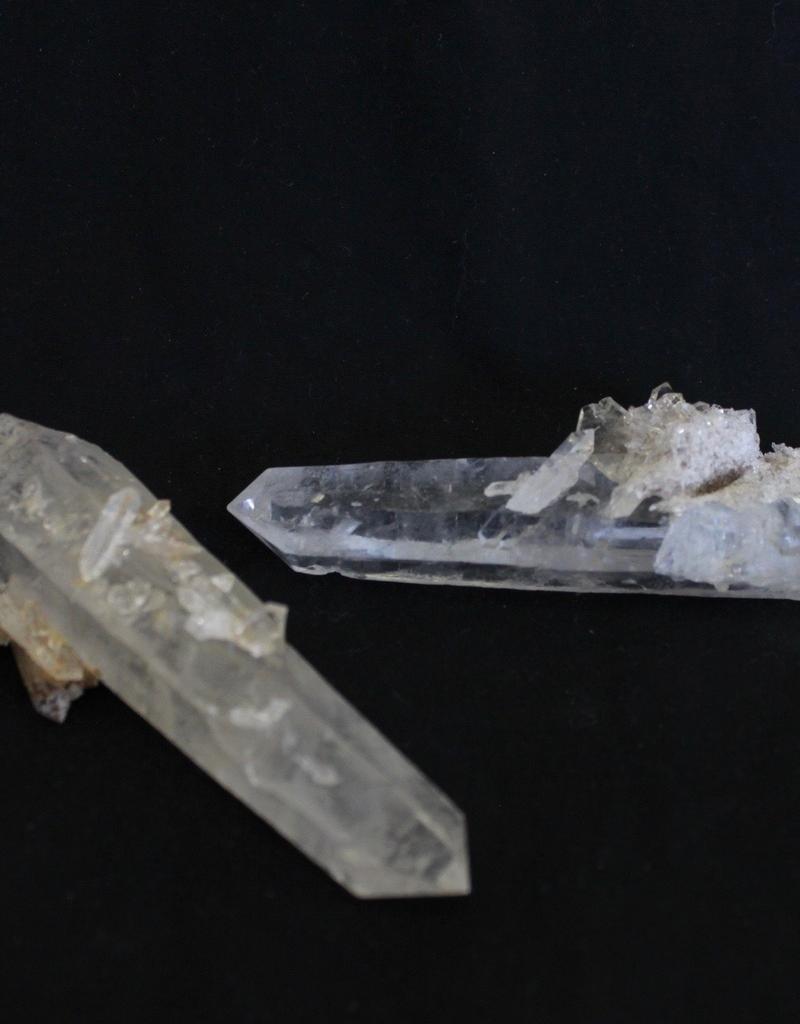 Diamantina Quartz Points  ~ Brazil    Starbrary