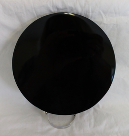 Black Obsidian Scrying Mirror ~ Mexico