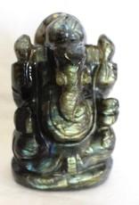 Labradorite Ganesh with box