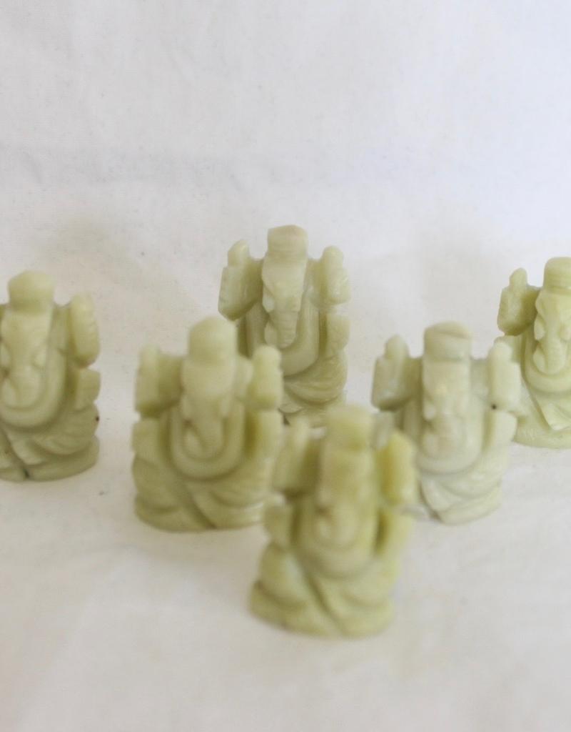 Serpentine Ganesh minis ~ Inidia