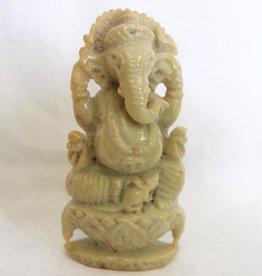 Serpentine Ganesh ~ India