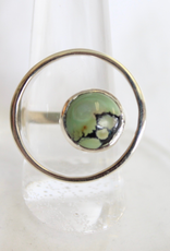Turquoise Ring ~ Round
