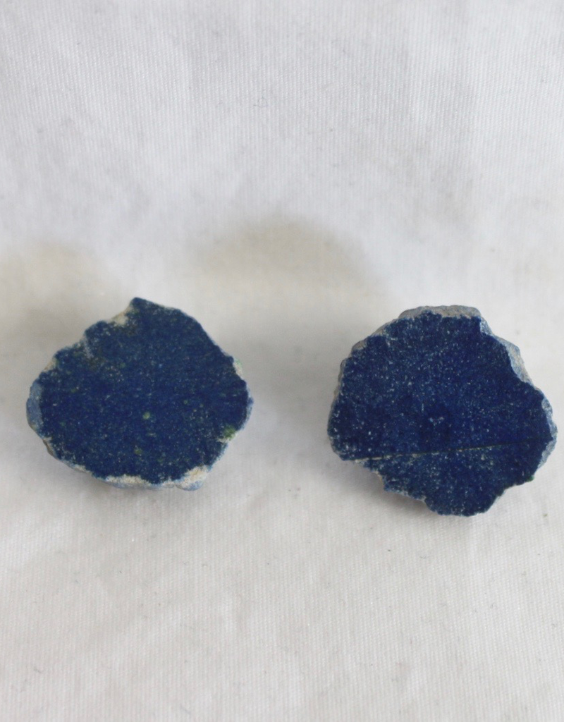 Azurite Polished Nodule
