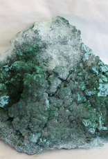 Chrysocolla with Malachite Rough