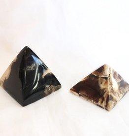 Amber Pyramid