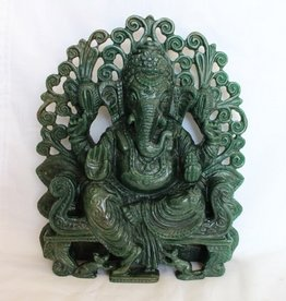 Aventurine Ganesh
