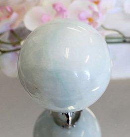 Blue Hemimorphite Sphere