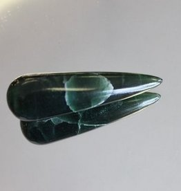 Green Kyanite Wand