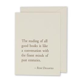 folio2p Rene Descartes - Books