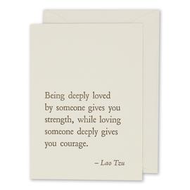 folio2p Lao Tzu - Loved