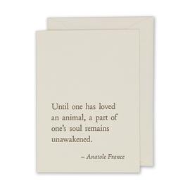 folio2p Anatole France - Animal