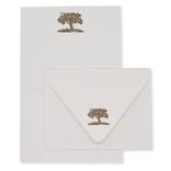folio2p Oak Tree Stationery Set