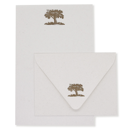folio2p Oak Tree Stationery Set